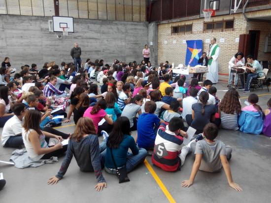 Eucaristia Encuentro Descubrimiento 14/15
