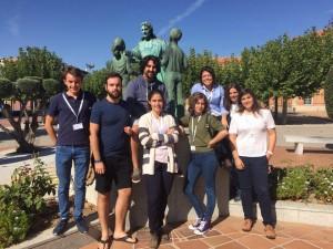Participantes del Sector Valladolid en el 18º CELAS Juvenil